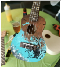 A Create a Ukulele experience project by Yaymaker