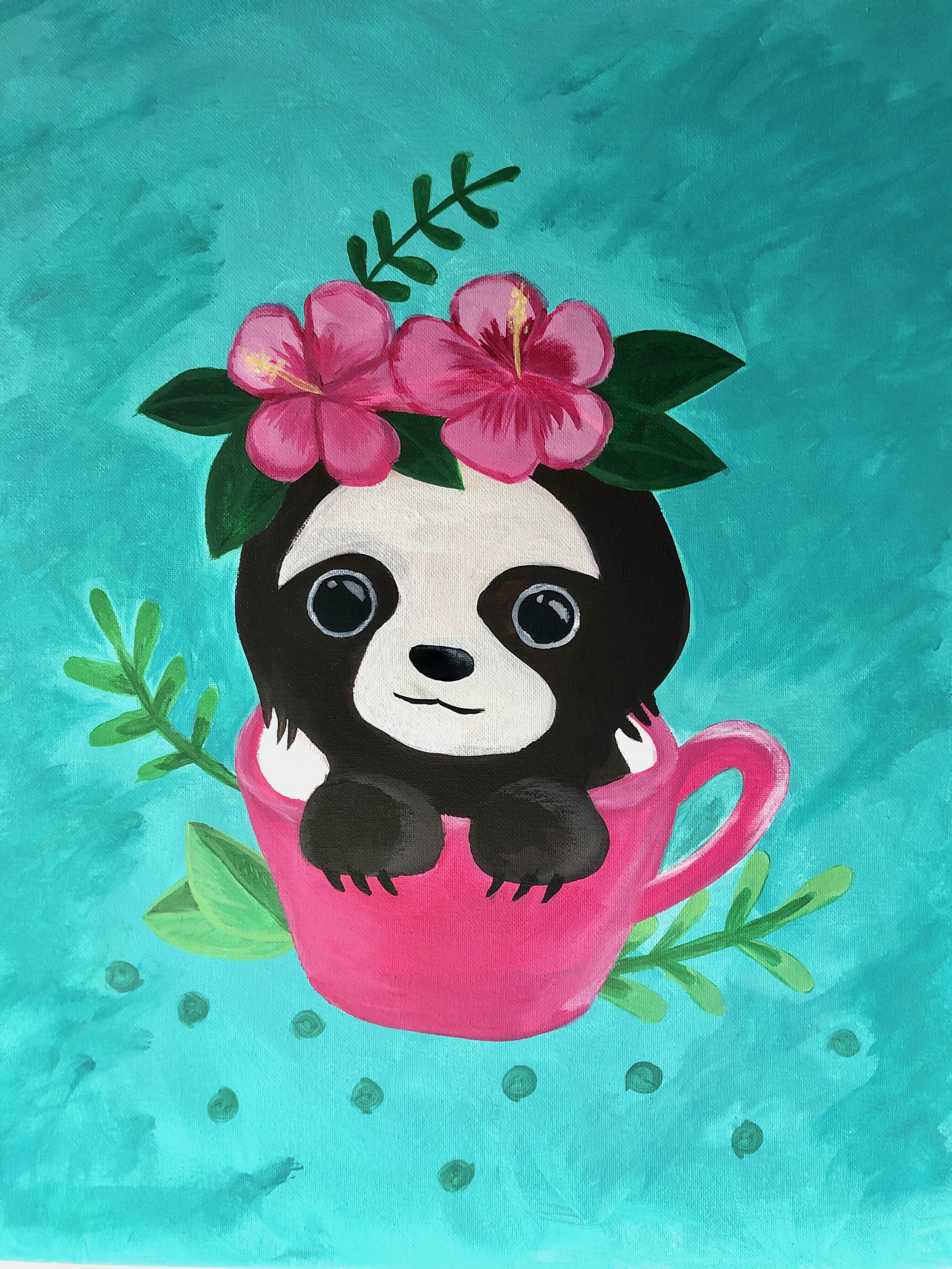 A A Cup of Sloth experience project by Yaymaker