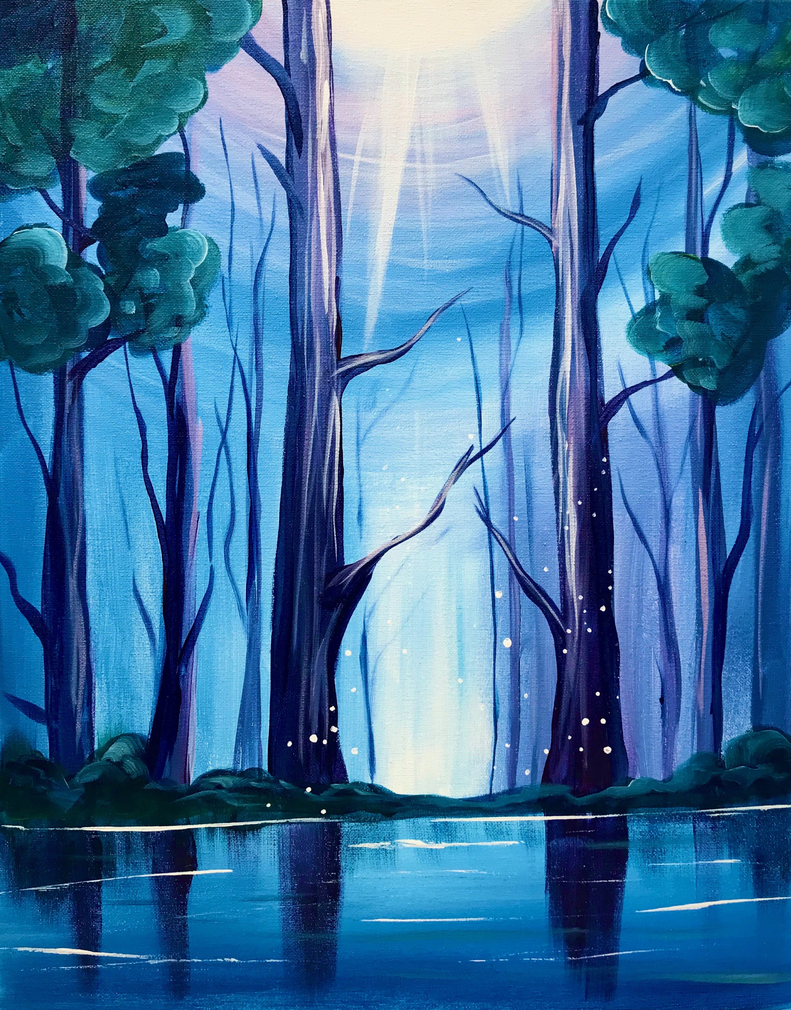 A Charmed Forest experience project by Yaymaker