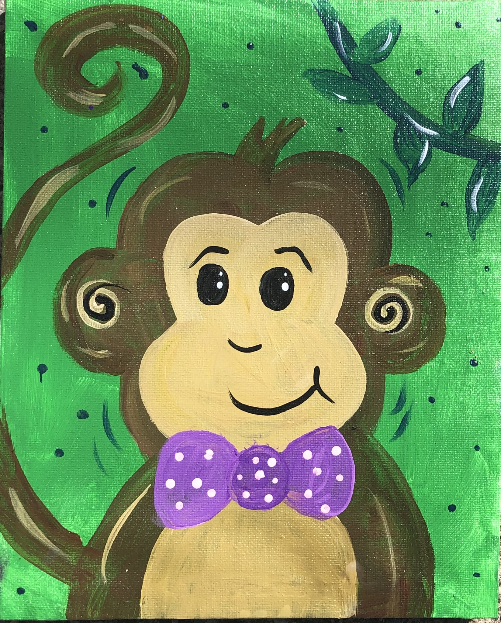 A Monkey business experience project by Yaymaker