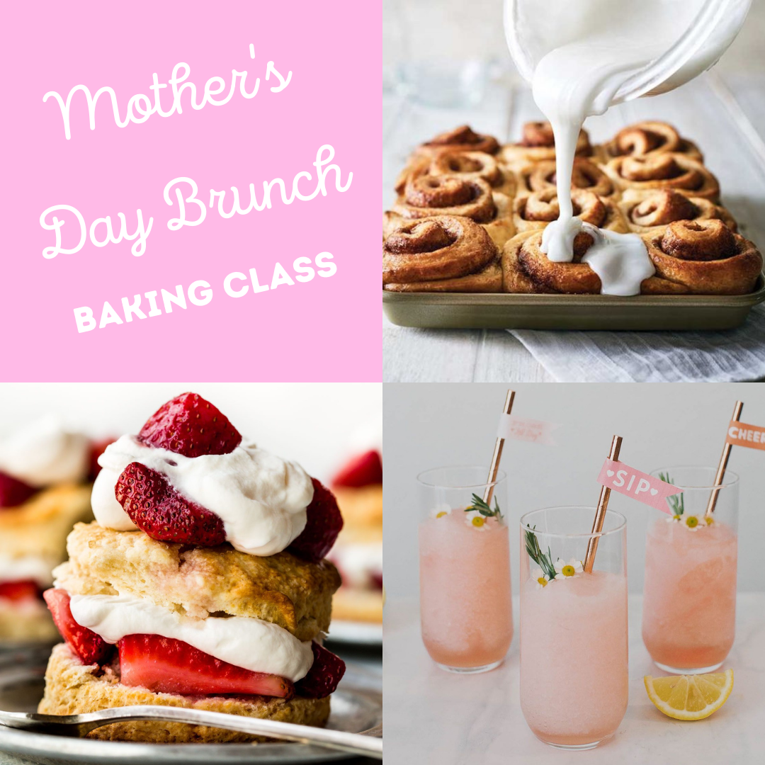A Mothers Day Brunch Baking Class experience project by Yaymaker