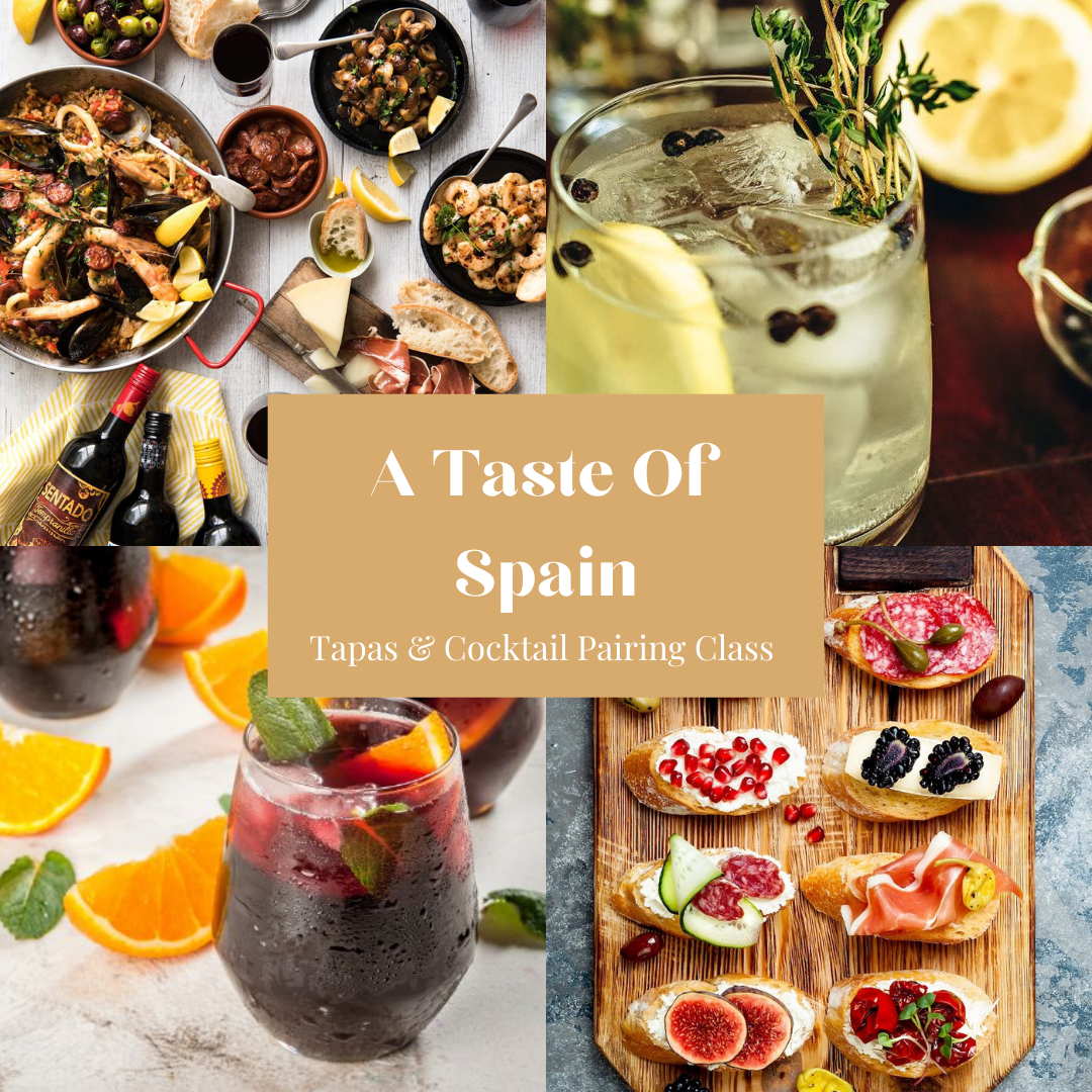 A A Taste of Spain experience project by Yaymaker