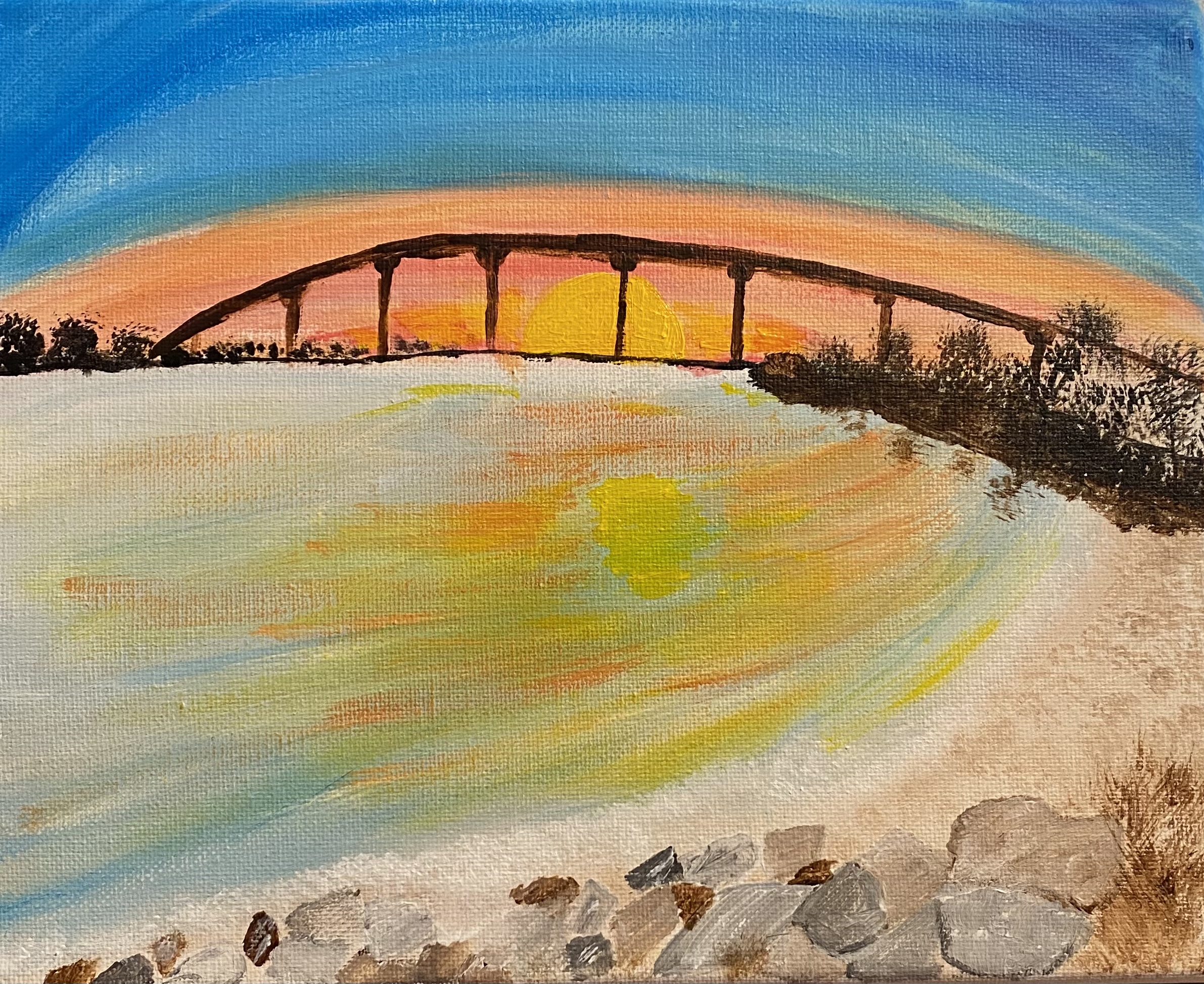 A Solomons Island Sunset experience project by Yaymaker