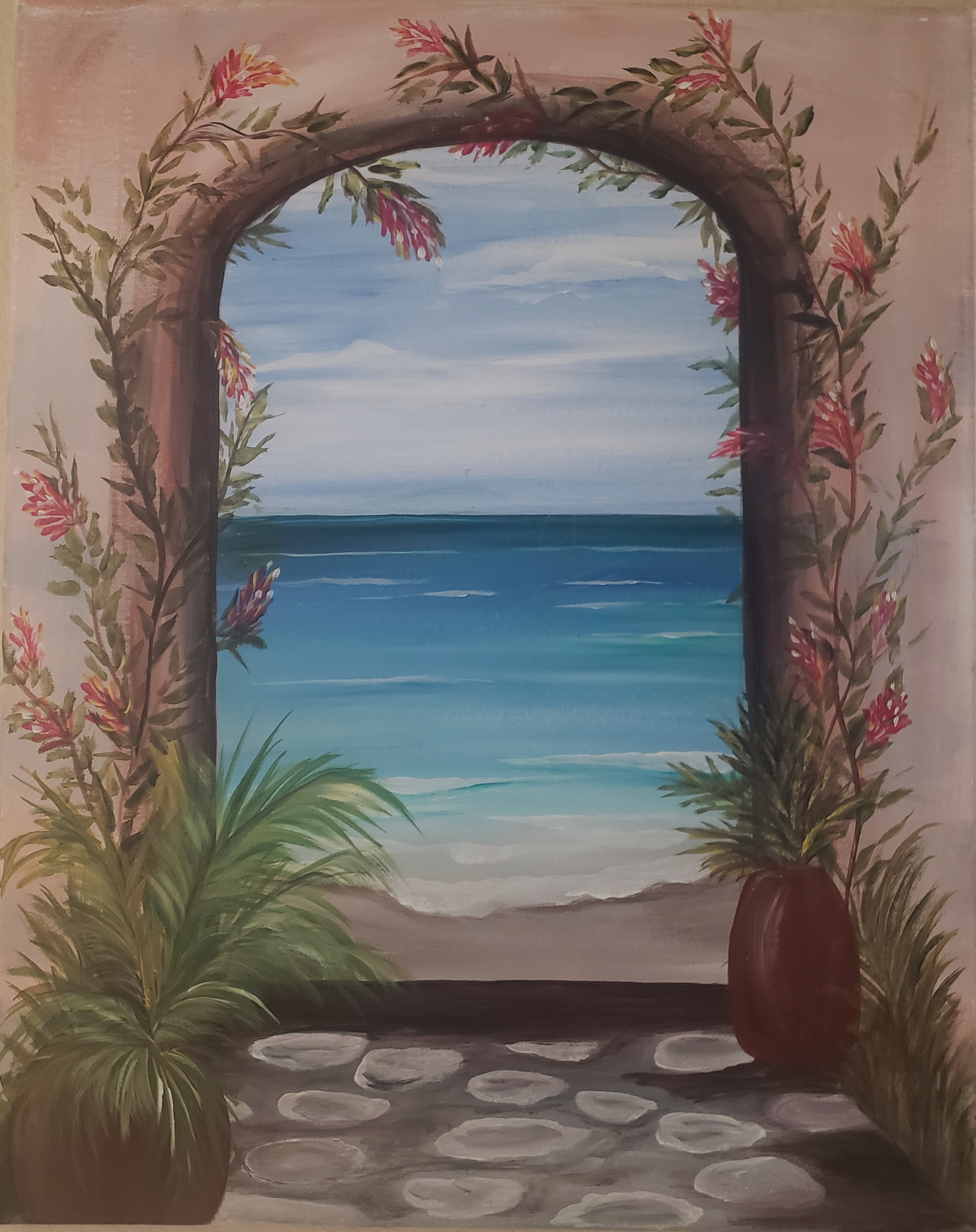 A Breezeway to the Beach experience project by Yaymaker
