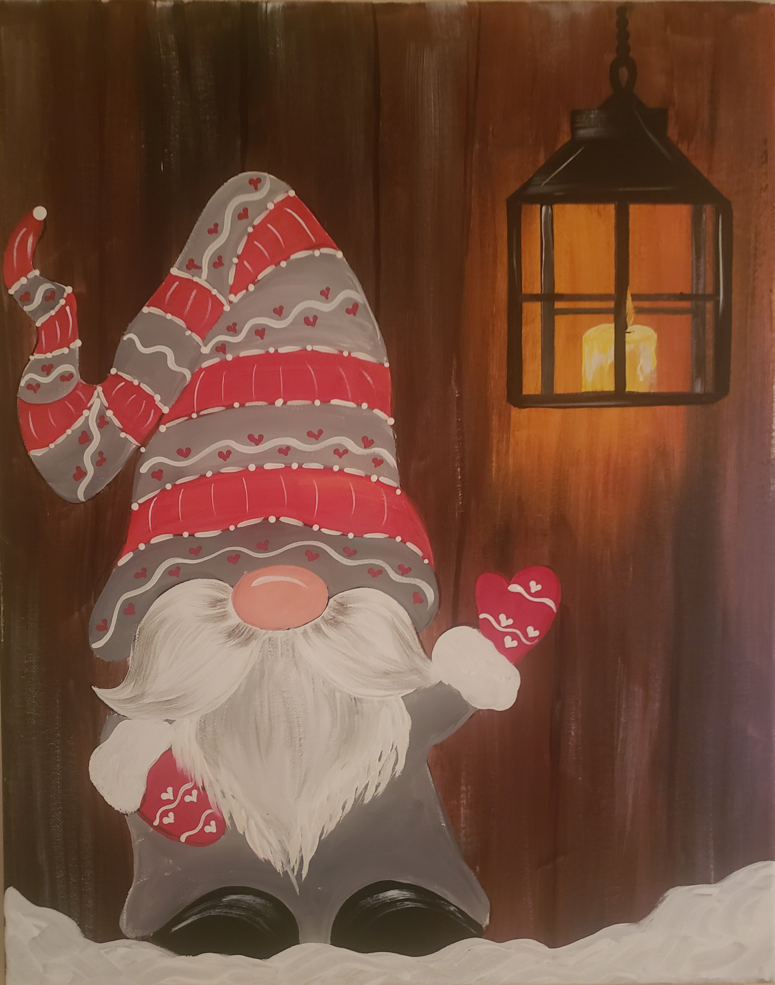 A Gnome sweet Home Oh My experience project by Yaymaker