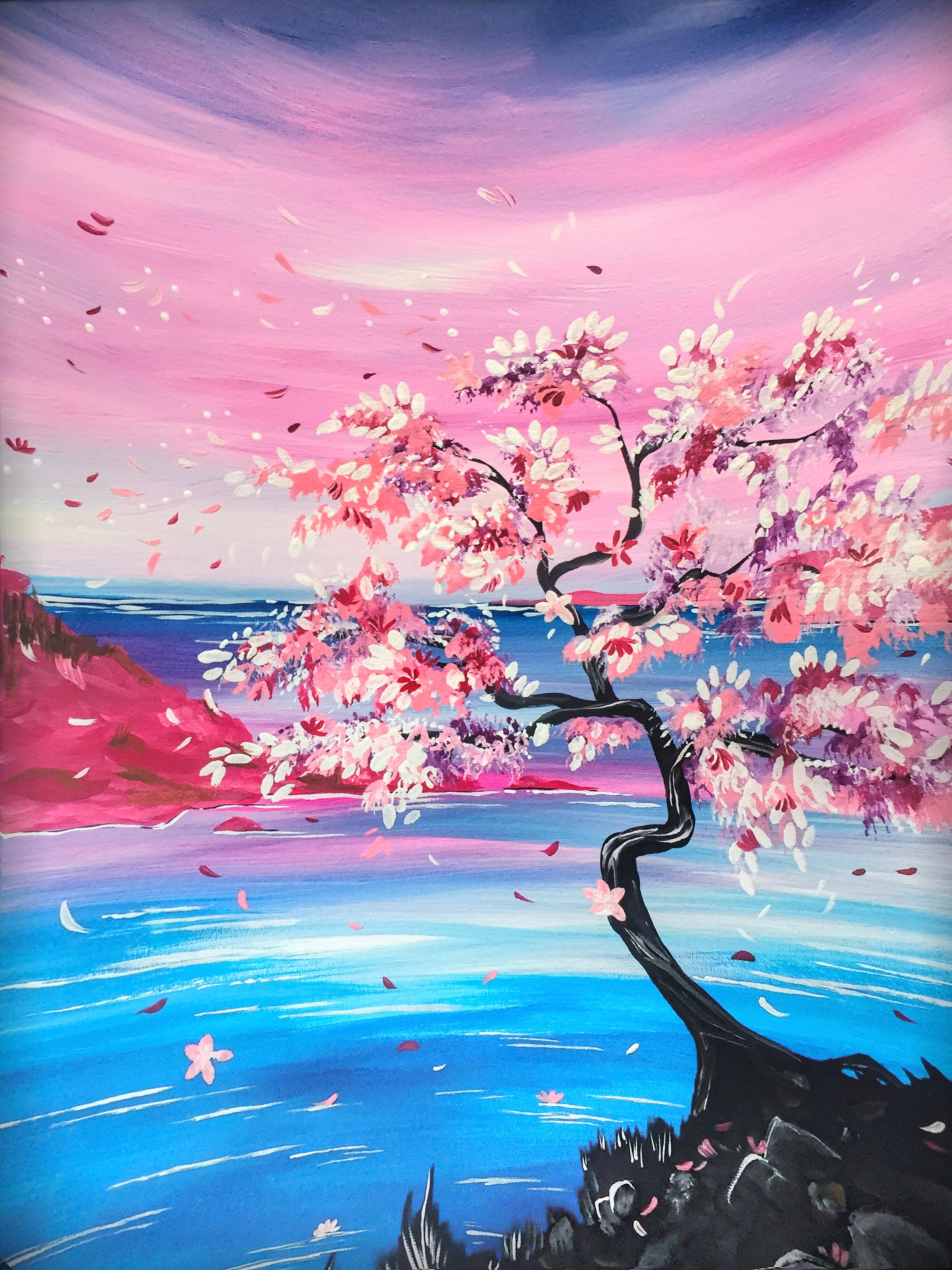 A Cherry Blossom Cove experience project by Yaymaker