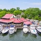 A photo of a Yaymaker Venue called Lighthouse Oyster Bar & Grill located in St Michaels, MD