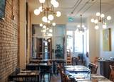 A photo of a Yaymaker Venue called Pizzeria Via Mercanti - Coxwell and Gerrard located in Toronto, ON
