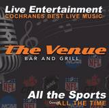 A photo of a Yaymaker Venue called The Venue Bar & Grill located in Cochrane, AB
