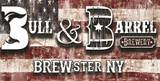 A photo of a Yaymaker Venue called Bull & Barrel Brewery located in Brewster, NY
