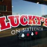 A photo of a Yaymaker Venue called Lucky's on 16th located in Cedar Rapids, IA