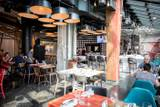 A photo of a Yaymaker Venue called Pie Bar Pizzeria & Cocktails - Queen's Quay located in Toronto, ON
