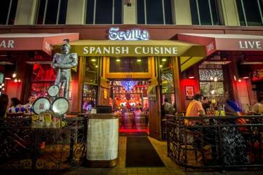 Events At Cafe Sevilla San Diego By Yaymaker