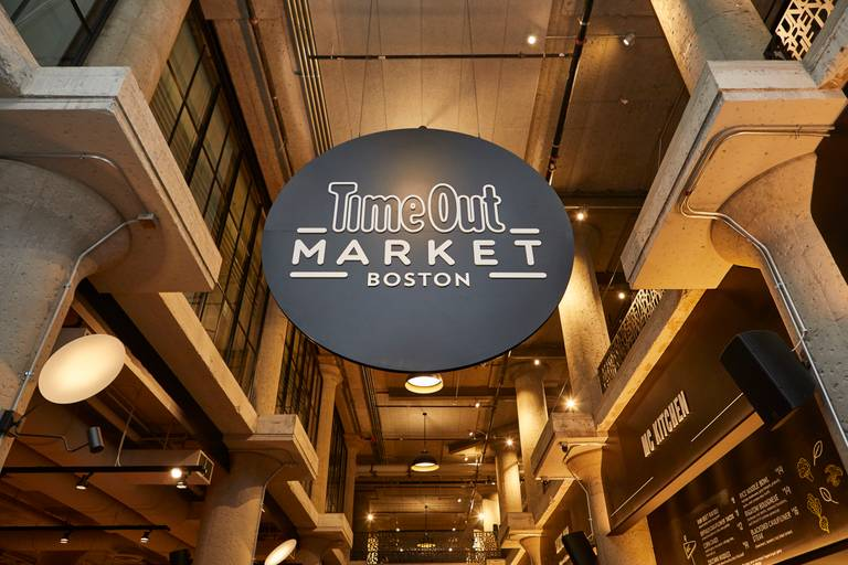 A photo of a Yaymaker Venue called Time Out Market Boston located in Boston, ma