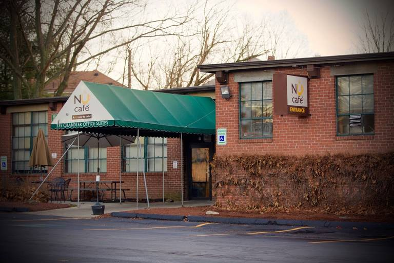 A photo of a Yaymaker Venue called Nu Kitchen 13+ Events located in Worcester, MA