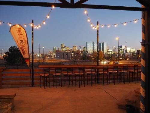 A photo of a Yaymaker Venue called Prost Brewing (Downtown) located in Denver, CO
