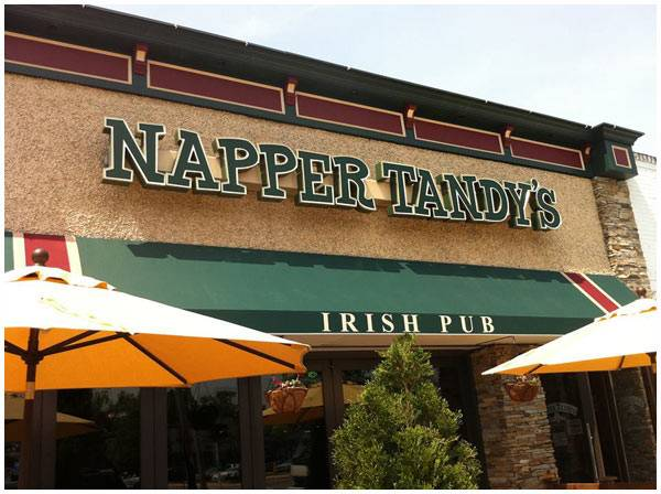 A photo of a Yaymaker Venue called Napper Tandy's (Smithtown) #TeamTavarone located in Smithtown, NY