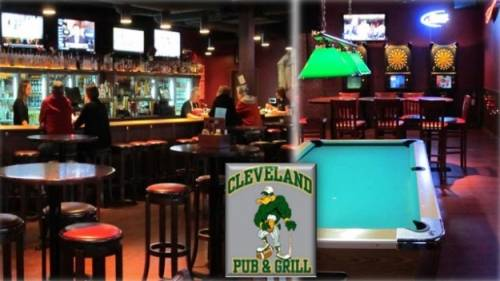 A photo of a Yaymaker Venue called Cleveland Pub & Grill located in New Berlin, WI