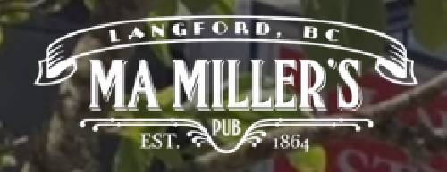 A photo of a Yaymaker Venue called Ma Miller's Pub located in Langford, BC