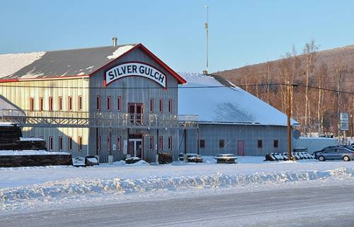 A photo of a Yaymaker Venue called Silver Gulch Brewing and Bottling Co located in Fairbanks, AK