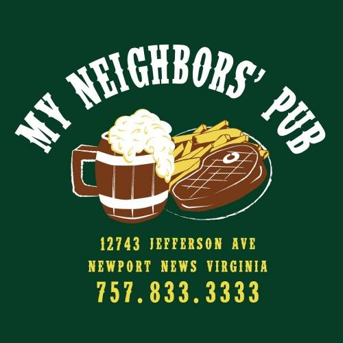 A photo of a Yaymaker Venue called My Neighbors Pub located in Newport News, VA