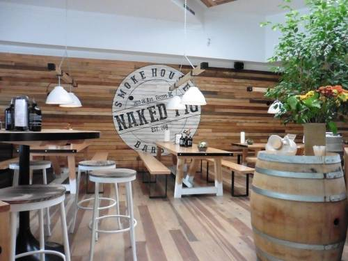 A photo of a Yaymaker Venue called The Naked Pig located in vernon, BC