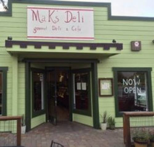 A photo of a Yaymaker Venue called Mak's Deli located in Cotati, CA