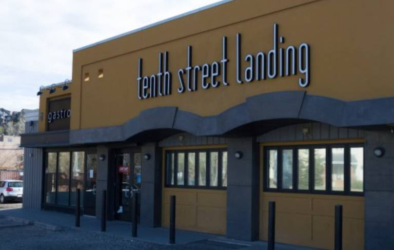 A photo of a Yaymaker Venue called Tenth Street Landing Gastropub located in Calgary, AB