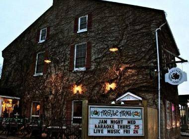 A photo of a Yaymaker Venue called Argyle Arms located in Cambridge, ON