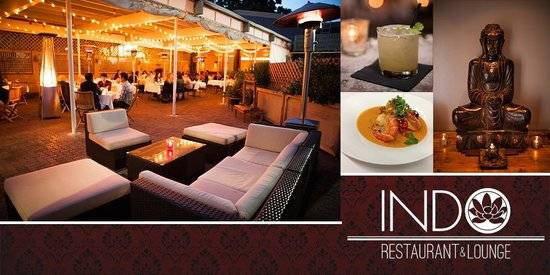 A photo of a Yaymaker Venue called INDO Restaurant & Lounge located in Palo Alto, CA