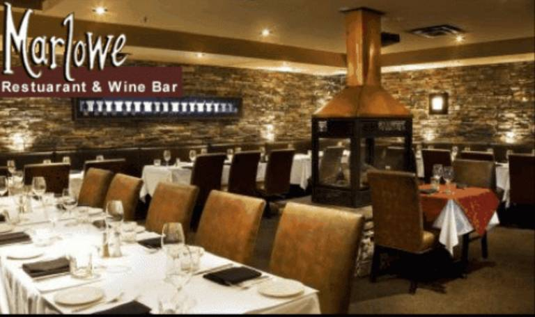A photo of a Yaymaker Venue called Marlowe Restaurant and Wine Bar - Richmond Hill located in Richmond Hill, ON