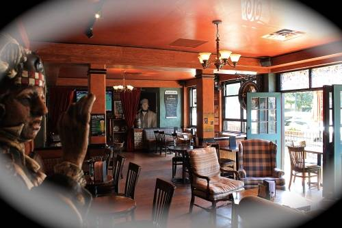 A photo of a Yaymaker Venue called The Wolf & Hound located in Vancouver, BC