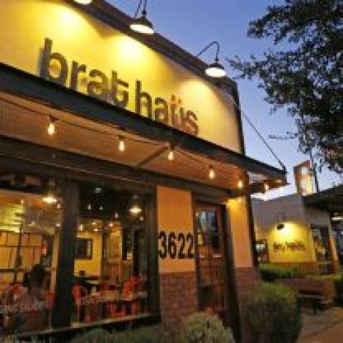 A photo of a Yaymaker Venue called Brat Haus located in Scottsdale, AZ