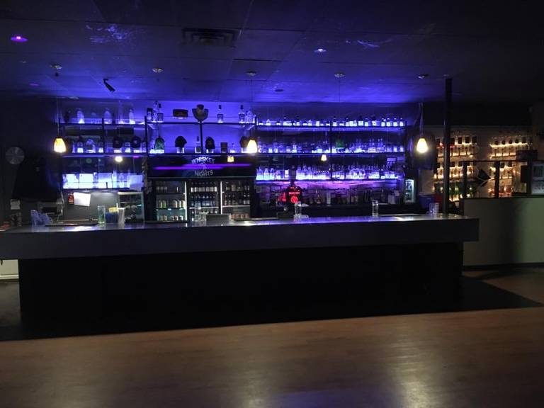 A photo of a Yaymaker Venue called Whiskey Nights located in Stettler, AB