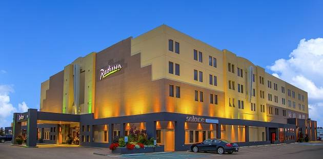 A photo of a Yaymaker Venue called Radisson Red Deer located in Red Deer, AB
