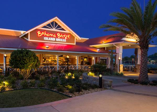 A photo of a Yaymaker Venue called Bahama Breeze (Paramus) located in Paramus, NJ