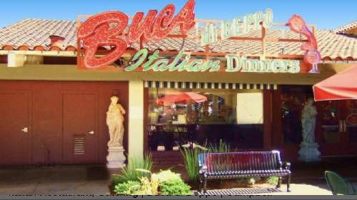 A photo of a Yaymaker Venue called Buca di Beppo located in Franklin , TN