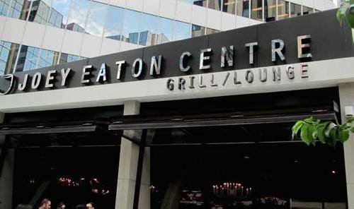 A photo of a Yaymaker Venue called JOEY - Eaton Centre located in Toronto, ON