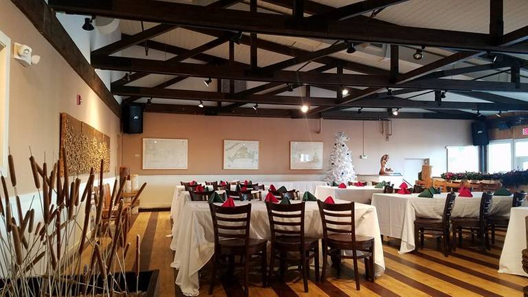 A photo of a Yaymaker Venue called Waterfront Grille located in New Bedford, MA