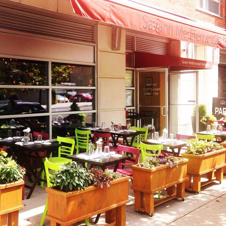 A photo of a Yaymaker Venue called Savann Mediterranean Cuisine located in New York, NY
