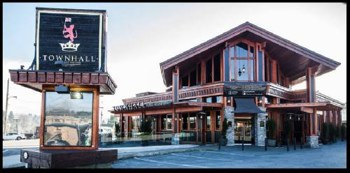 A photo of a Yaymaker Venue called TOWNHALL Public House Abbotsford located in Abbotsford, BC