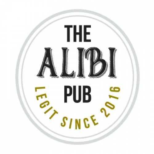 A photo of a Yaymaker Venue called The Alibi Pub located in Edmonton, AB