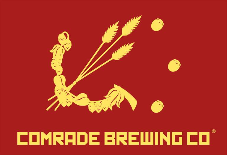 A photo of a Yaymaker Venue called Comrade Brewing  Company located in Denver, CO