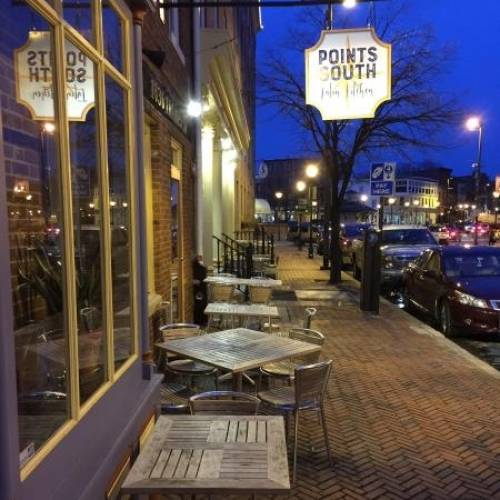 A photo of a Yaymaker Venue called Points South Latin Kitchen located in Baltimore, MD