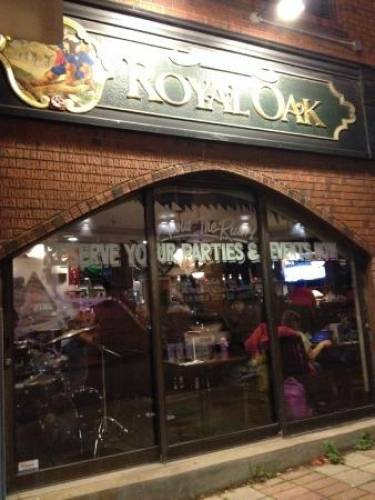 A photo of a Yaymaker Venue called The Royal Oak (Bank St) located in Ottawa, ON