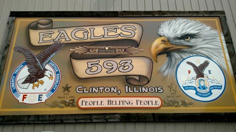 A photo of a Yaymaker Venue called Clinton Eagles Club located in Clinton, IL