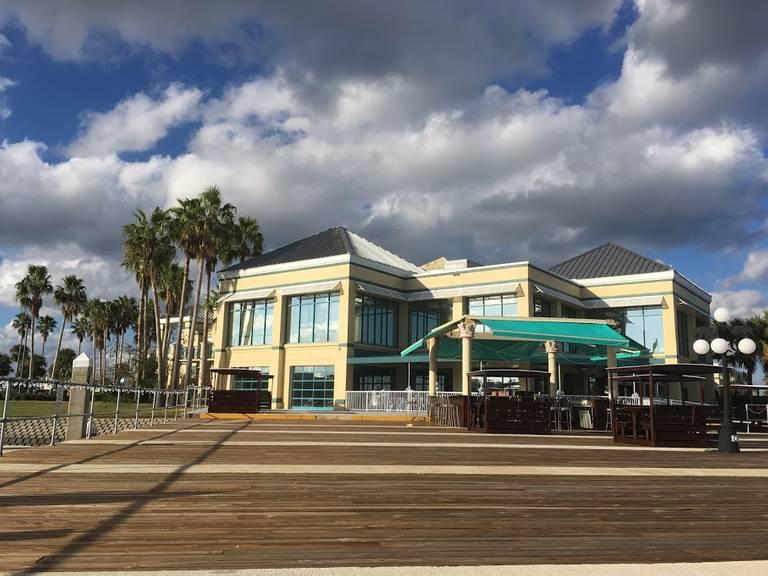 A photo of a Yaymaker Venue called Marina View Restaurant located in Daytona Beach, FL