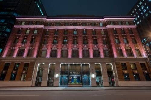 A photo of a Yaymaker Venue called The Metcalfe Hotel (The Rox) located in ottawa, ON