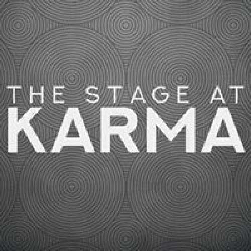 A photo of a Yaymaker Venue called The stage at Karma located in pittsburgh , PA