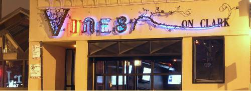 A photo of a Yaymaker Venue called Vines on Clark located in Chicago, IL